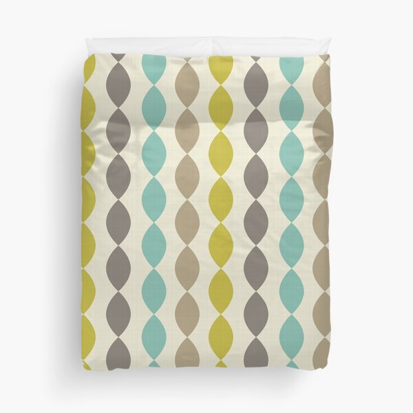 Feathers Pattern Duvet Cover