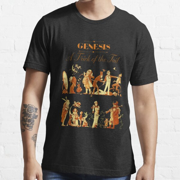 genesis trick of the tail art Essential T-Shirt
