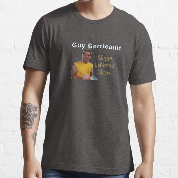 Guy Gerricault Single LeMoms Class Essential T-Shirt