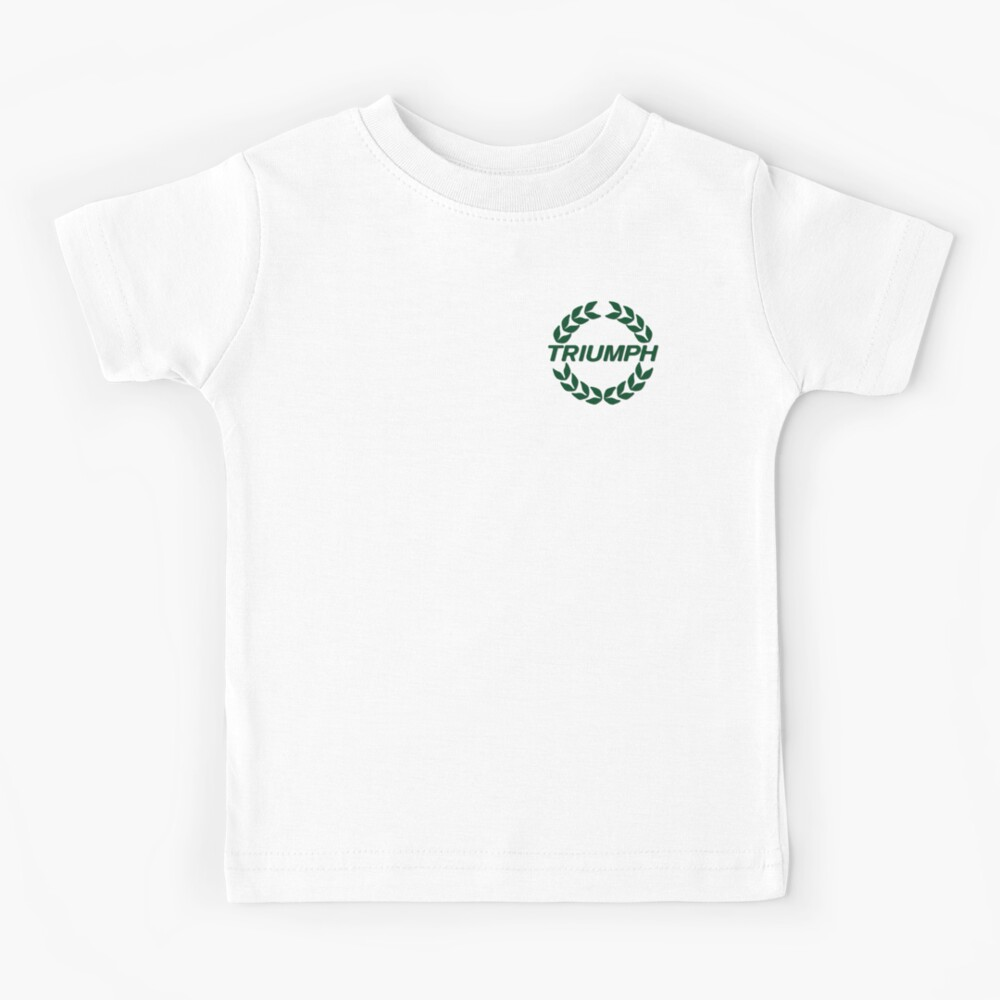 Triumph Wreath Kids T-Shirt