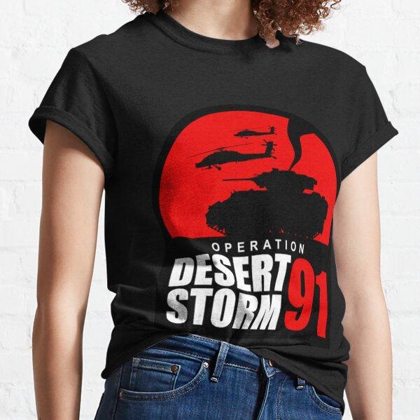 Operation Desert Storm 1991 Classic T-Shirt