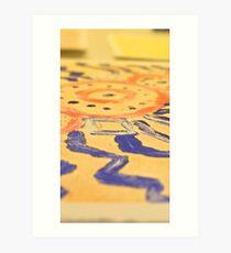 Printmaking Madness  Art Print