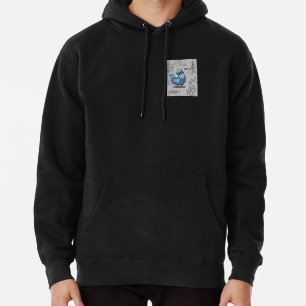 Ayo You Coo? Coo Pigeon. Pullover Hoodie