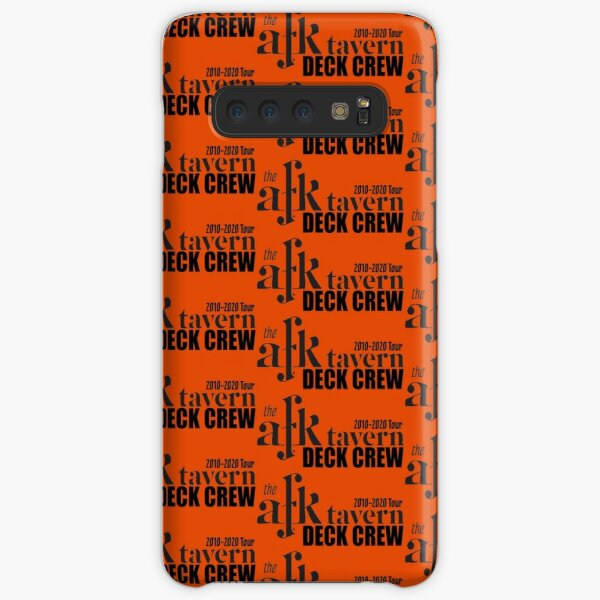 AFK Deck Crew Samsung Galaxy Snap Case