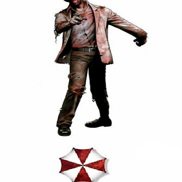 Resident Evil zombie by ShootThatZombie