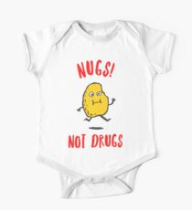 Nugs Not Drugs T-Shirt One Piece - Short Sleeve