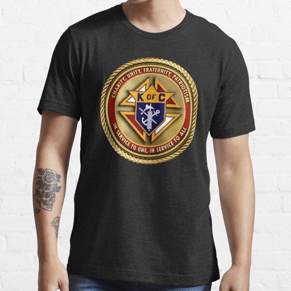 knight of columbus Essential T-Shirt