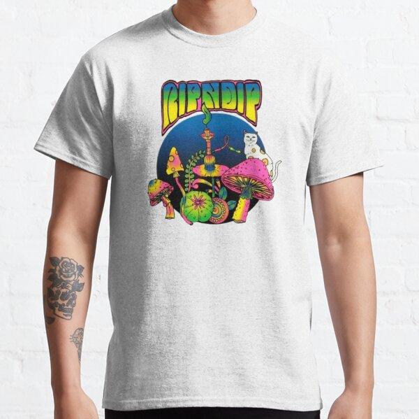 divers types de champignons T-shirt classique