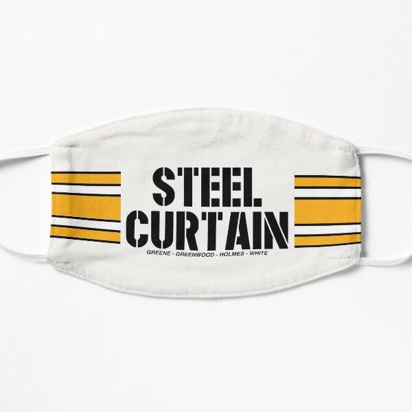 STEEL CURTAIN Flat Mask