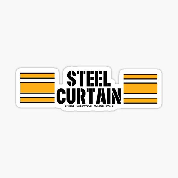 STEEL CURTAIN Sticker