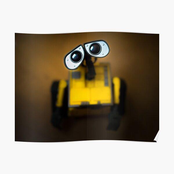 Wall-e Póster