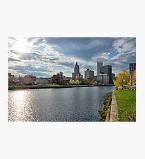 Downtown Providence, RI Photographic Print