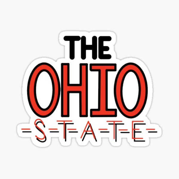 The Ohio State Sticker