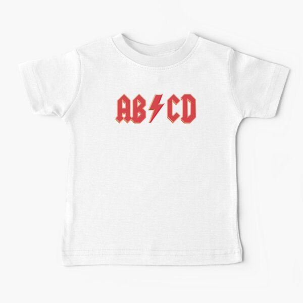 ? AC/DC Vintage ? Baby T-Shirt