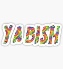 YA BISH Sticker
