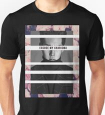 Camiseta unisex EXCUSA MI CARISMA