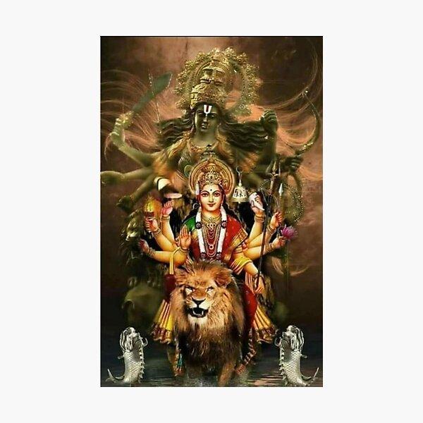 Durga Maa  Photographic Print
