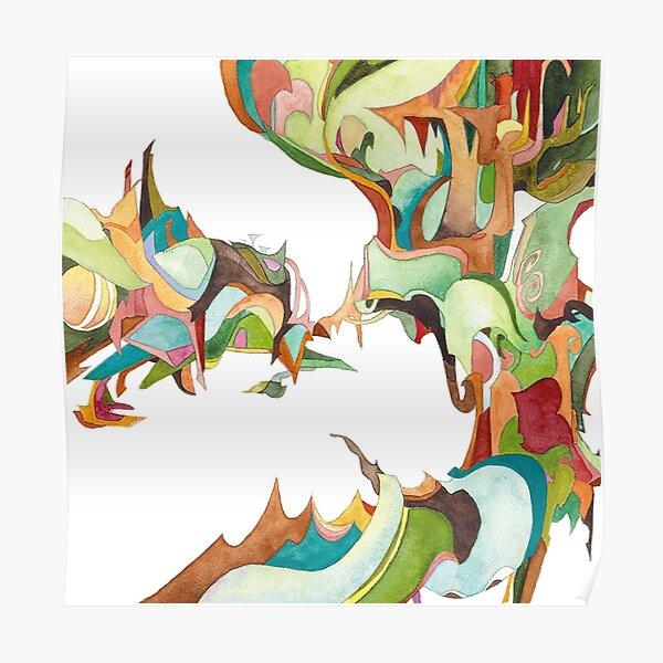 Metaphorical Music Nujabes PNG remastered Poster