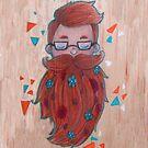 Complimentary Hipster by Rayne Karfonta