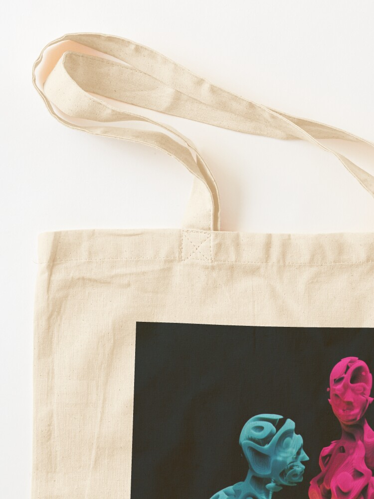 Alternate view of LOVERS Tote Bag