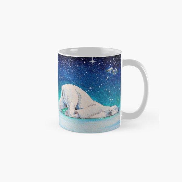 Polar Bear Family Classic Mug