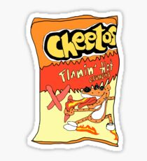 Chips Sticker