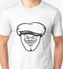 Face wicked Beanie T-Shirt