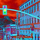 Downtown Prescott Arizona  by K D Graves Photography