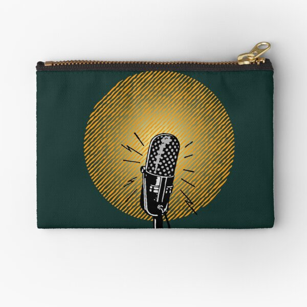 One, two, three... Zipper Pouch