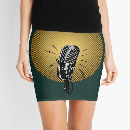 One, two, three... Mini Skirt
