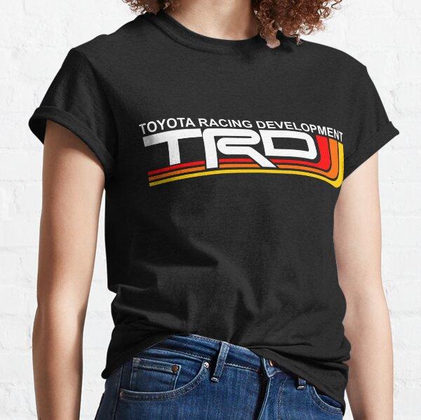 TOYOTA TRD Retro Heritage Style Classic T-Shirt