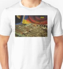 Shoot here to reload T-Shirt