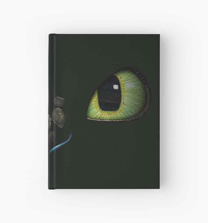 How to train your dragon 3 hardcover journals by kodek redbubble how to train your dragon 3 by kodek ccuart Image collections