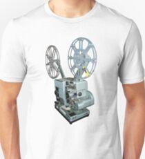 16mm Film Projector Unisex T-Shirt