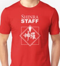 Shinra Staff Unisex T-Shirt