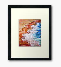 Bondi Summer's End Framed Print
