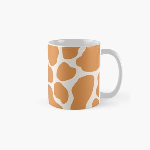 Camouflage golden brown version Classic Mug