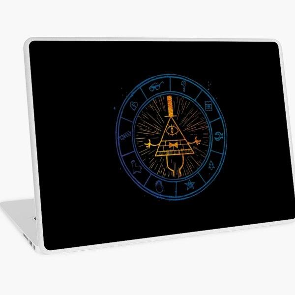 The Cipher Wheel Laptop Skin