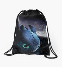How To Train Your Dragon 5 Drawstring Bag