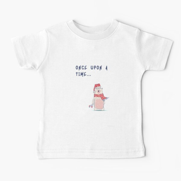 Once upon a time... Baby T-Shirt