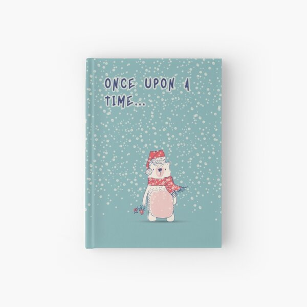 Once upon a time... Hardcover Journal