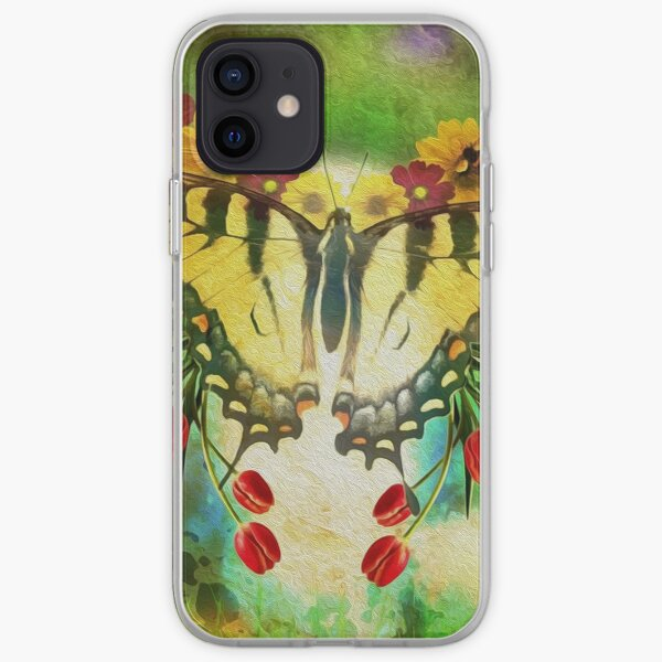 Summer Butterfly iPhone Soft Case