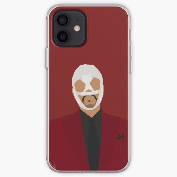 The Weeknd iPhone Soft Case