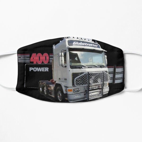 Camion suédois vintage Masque sans plis