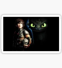 Pegatina How To Train Your Dragon 8