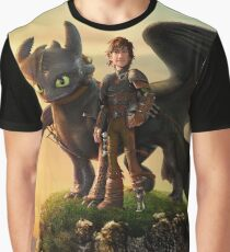 How To Train Your Dragon 10 Graphic T-Shirt
