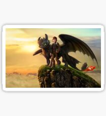 Pegatina How To Train Your Dragon 10