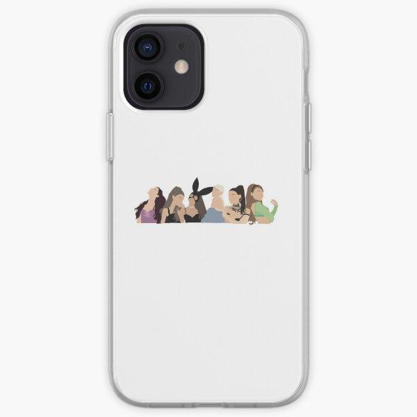 Album Evolution iPhone Soft Case