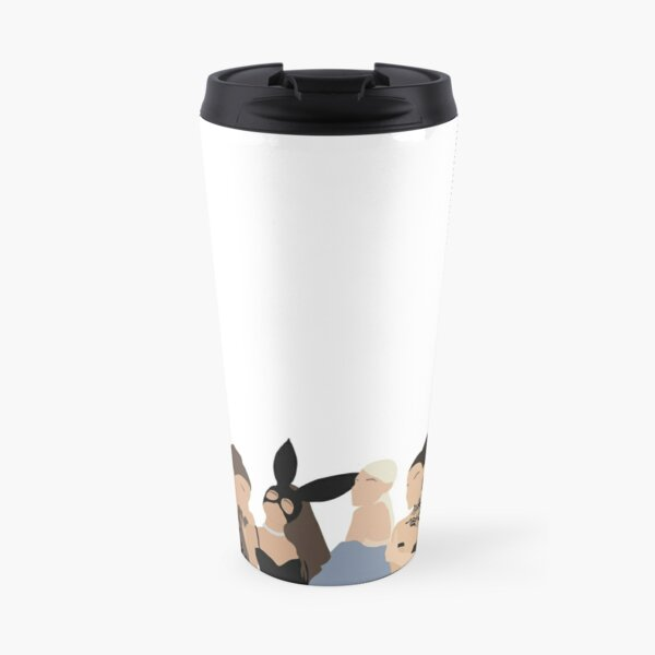Album Evolution Travel Mug