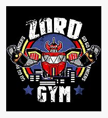 Zord Gym Photographic Print